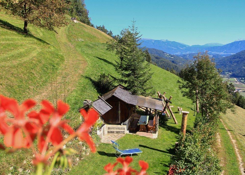 The quiet rural life at the Felderhof