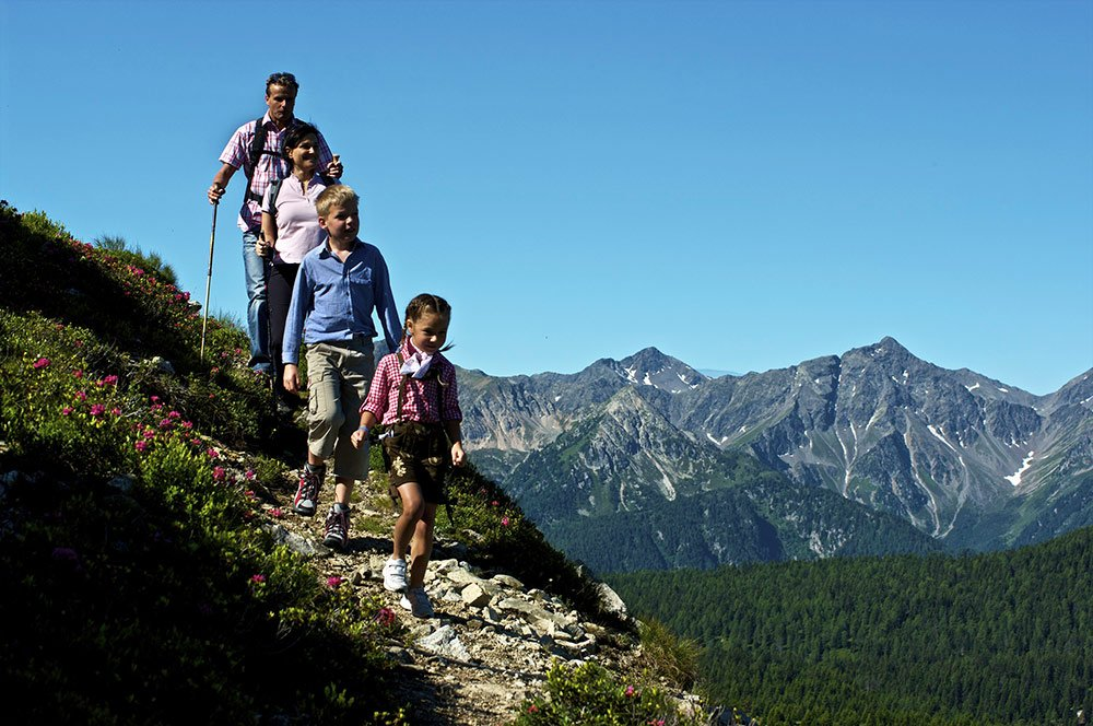 South Tyrolean alpine romanticism during your farm holiday in Maranza