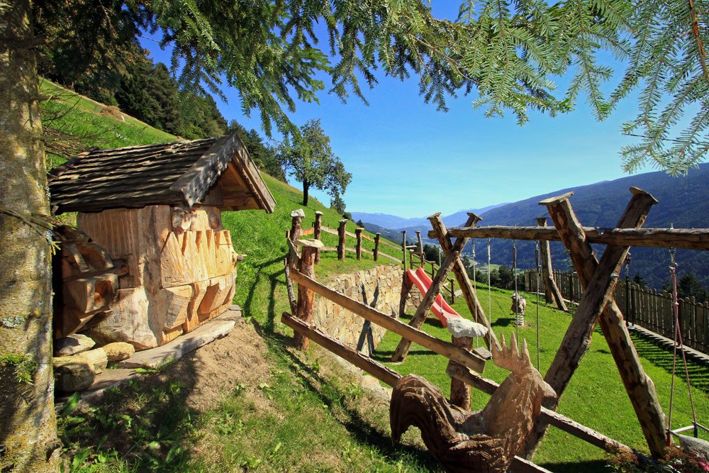 Rural idyll at the Felderhof